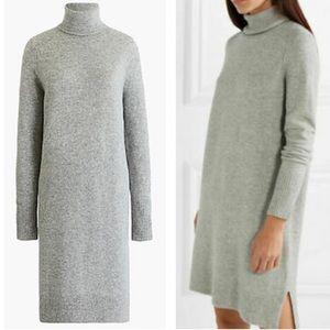 J crew Lowell wool turtleneck sweater dress NWT